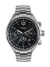 Fossil Men's  Flight Stainless Steel Watch-CH2800